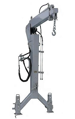 Подъемник навесной гидравлический (ПНГ-1,5)