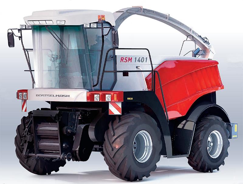 Комбайн кормоуборочный (RSM 1401)
