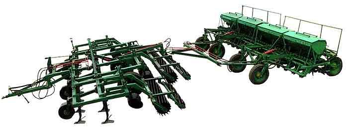 Агрегат почвообабатывающий посевной (АПП-7,2)