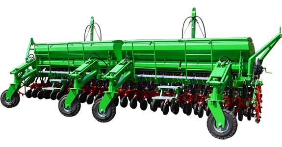 Сеялка зерновая (Sower-3600)