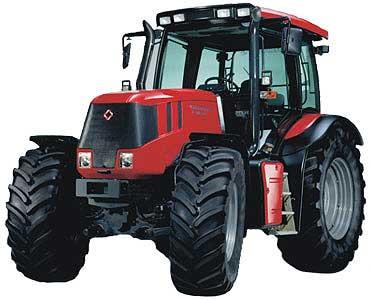 Трактор сельскохозяйственный (Terrion ATM)