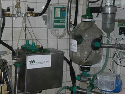 Агрегат доильный стационарный (УДМ-200 Подмосковье)