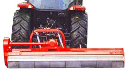 Мульчирователь для парков с горизонтальным ротором (Kuhn BNE)