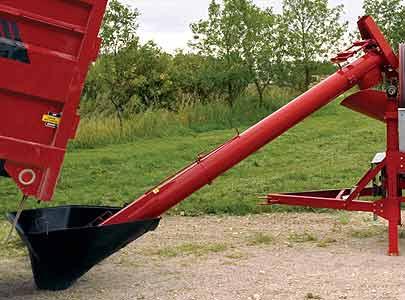 Транспортер шнековый вспомогательный (Farm King)