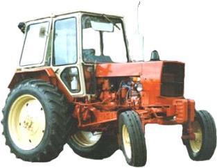 Трактор универсальный (ЗТМ-60)
