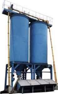 Блок зерновых силосов (У2-БЗС)