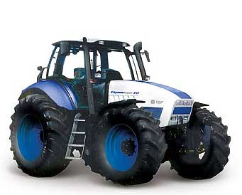 Трактор универсальный колесный (Агромаш 270Т)
