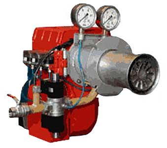 Горелка блочная газовая (ГБГ)