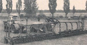 Сеялка зернотуковая (СЗПЦ-12)