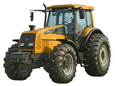 Трактор (Challenger WT500)