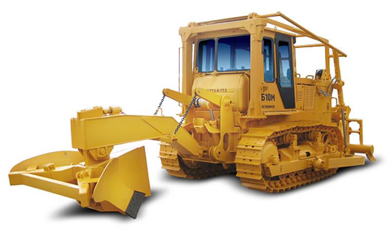 Плуг к трактору Б10М (ЧТЗ)
