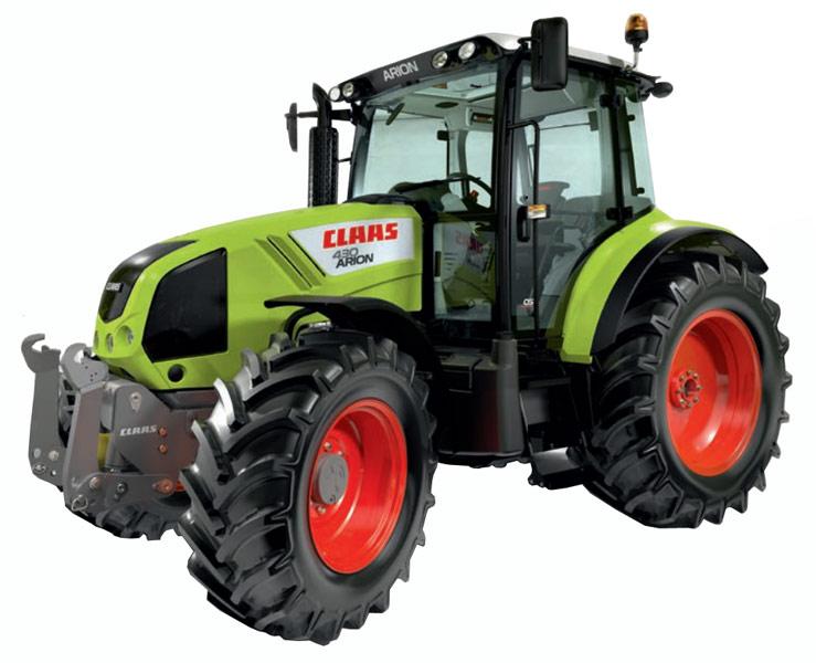 Трактор (Arion 430-410)
