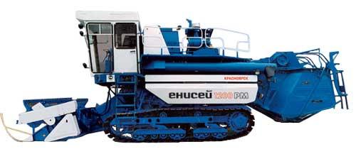 Комбайн рисозерноуборочный (Енисей-1200 РМ)