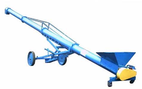 Транспортер передвижной шнековый (ТПШ)