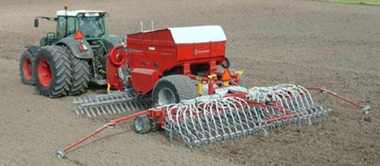 Агрегат комбинированный с одновременным внесением удобрений и семян (Combi/Multi Jet)