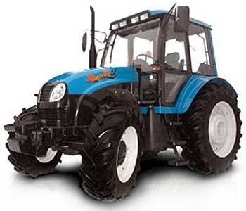 Трактор (Zefir 85)