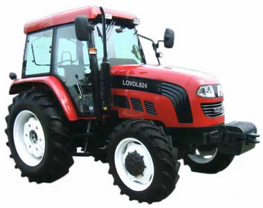 Трактор (Foton FT-80)