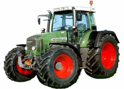 Трактор (Fendt 900 Vario)
