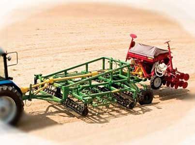 Агрегат почвообрабатывающий посевной (АПП-4)