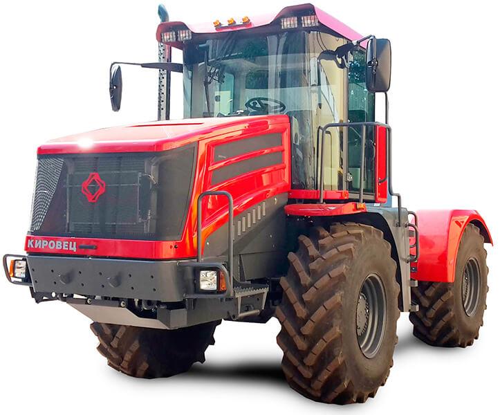 Трактор сельскохозяйственный (Кировец К-424)