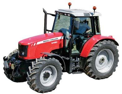 Трактор (MF 5400 high)