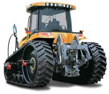 Трактор гусеничный (Challenger MT-700В)