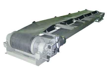 Конвейер ленточный роликовый усиленный (УКР)
