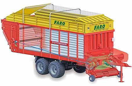 Прицеп-подборщик (Faro)
