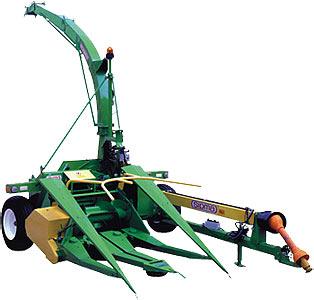 Измельчитель полевой прицепной (Skorpion)