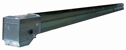 Транспортер роликово-ленточный (RB 500/650/800)