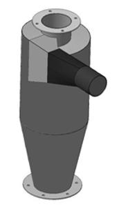 Циклон-разгрузитель (БЦР)