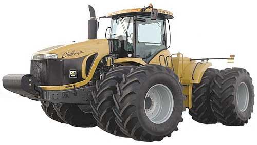 Трактор полноприводной (Challenger MT900B)