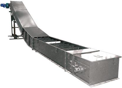Конвейер с погруженными скребками (КПС(Д))