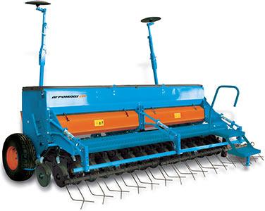 Сеялка зерновая механическая (Агромаш СЗМ)
