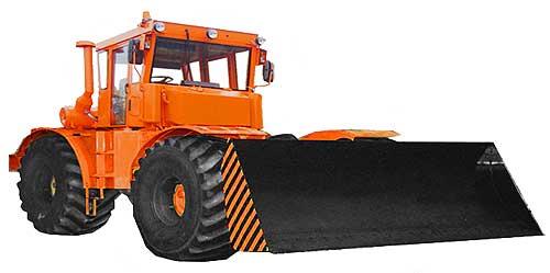 Трактор колесный (К-703Б)