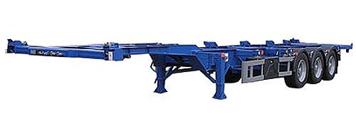 Полуприцеп-контейнеровоз (СЗАП-99051)