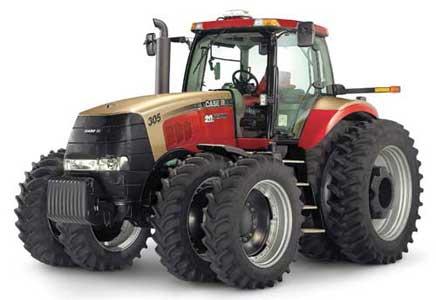 Трактор (Magnum)