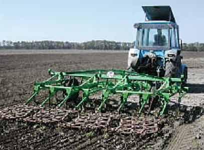 Культиватор для сплошной обработки почвы (КПС-4(5)У К)
