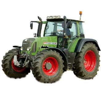 Трактор (Fendt 700 Vario)