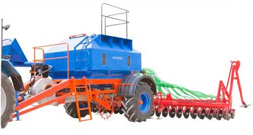 Сеялка зерновая тяжелая (Донэйр-МТ)
