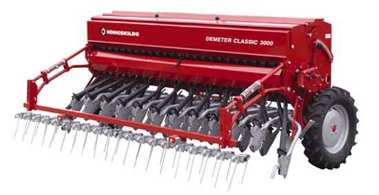 Сеялка зерновая (Demeter Classic)
