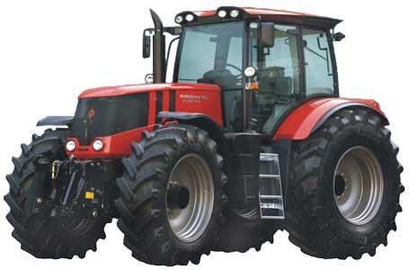 Трактор сельскохозяйственный (Terrion АТМ)