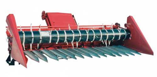 Приспособление к зерноуборочному комбайну (Лифтер)