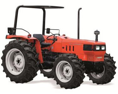 Трактор (Commando)