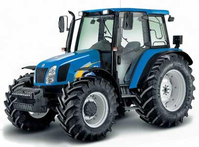 Трактор универсальный (New Holland TL-A)
