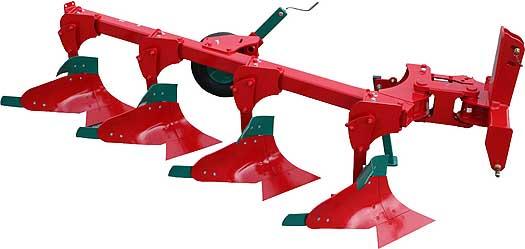 Плуг 2-7-ми корпусный односторонний навесной (Junior 850)