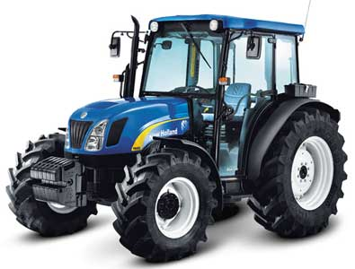 Трактор (New Holland TN-A)
