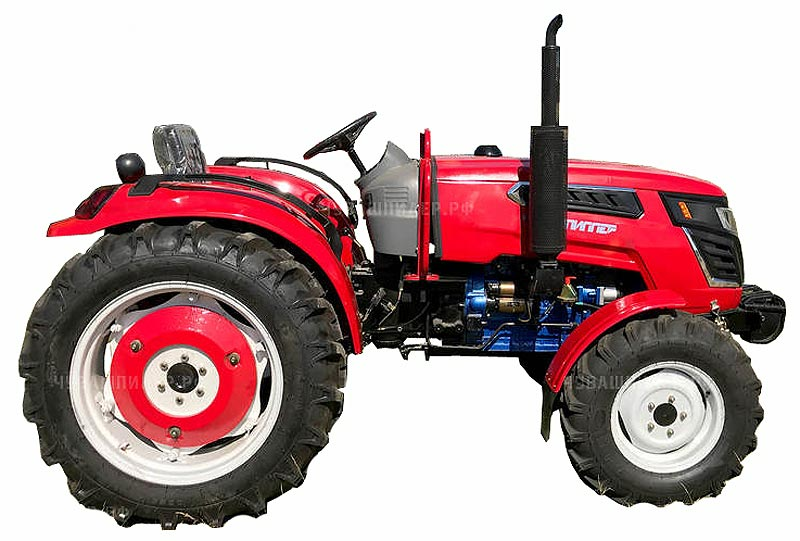 Трактор (Чувашпиллер-404)