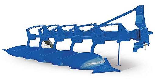 Плуг 3-6-ти корпусной навесной необоротный (Агромаш ПНН)