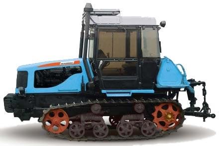 Трактор гусеничный сельскохозяйственный (Агромаш 90ТГ (ВТ-90Д))